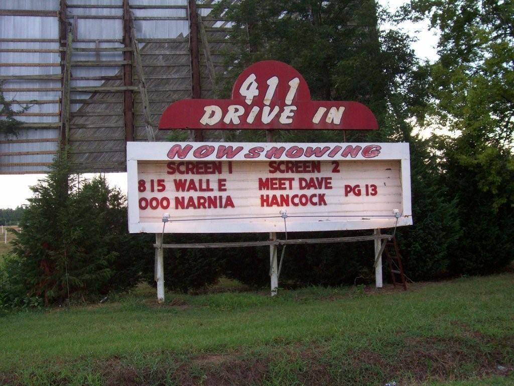411 drive inn centre al